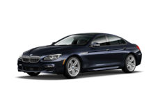 2018 BMW 6 Series 640i Xdrive Gran Coupe Sedan