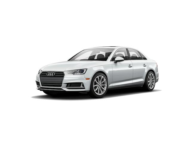 New 2019 Audi A4 2.0T Premium Sedan WAUGMAF48KN002889 Near Los Angeles