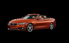2018 BMW 430i 430i Convertible