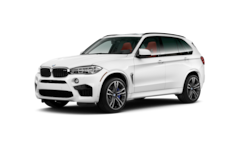 New 2018 BMW X5 M Sports Activity Vehicle SAV in Jacksonville, FL