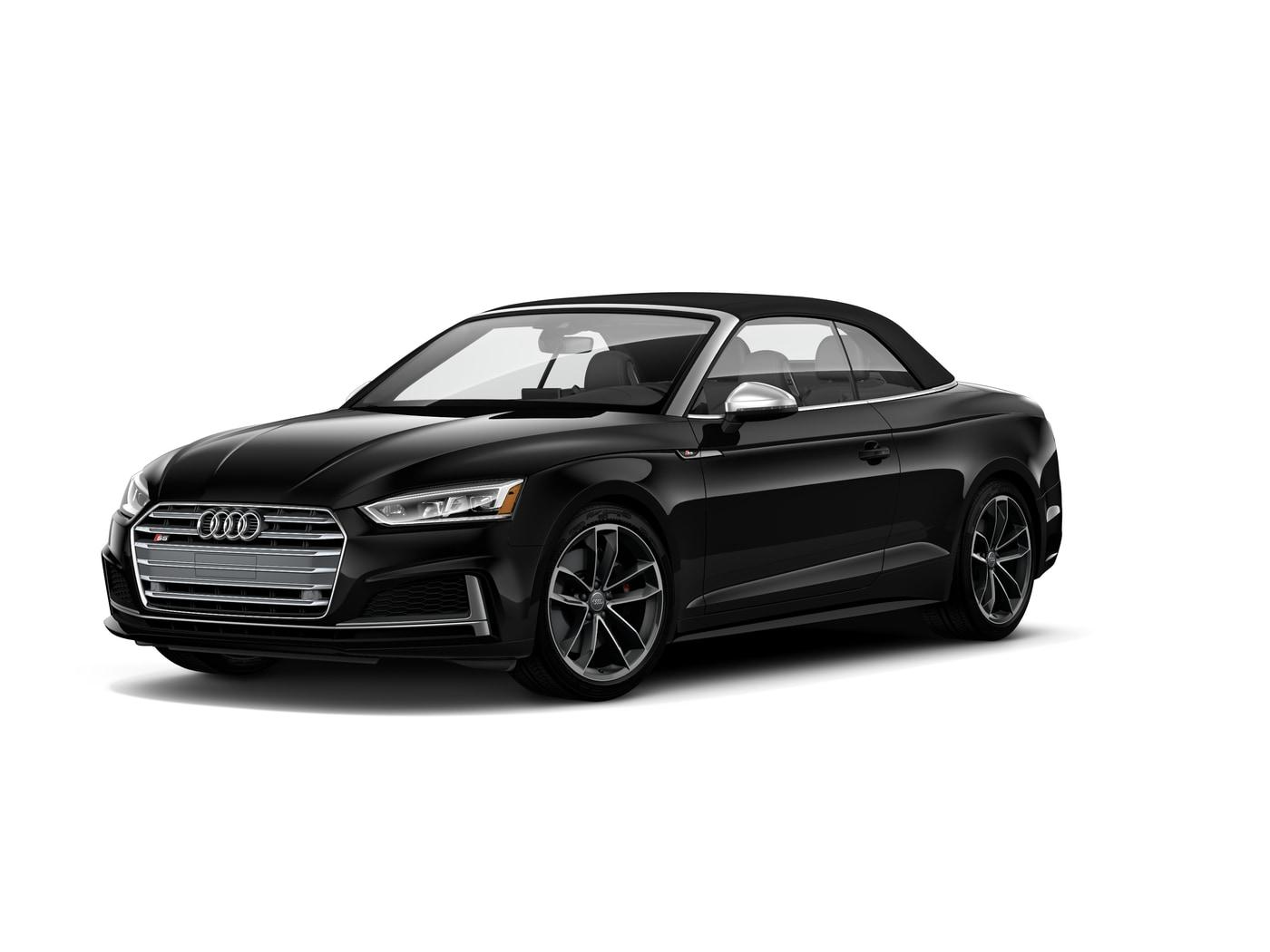 2018 Audi S5 3.0T Premium Plus Cabriolet WAUY4GF50JN016302