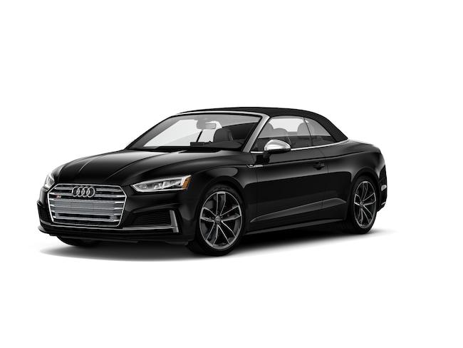 New 2018 Audi S5 3.0T Premium Plus Cabriolet WAUY4GF50JN016302 Near Los Angeles