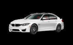 New 2018 BMW M3 Sedan WBS8M9C56J5L71471 for Sale near Detroit