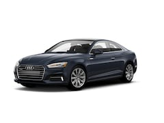 New 2018 Audi A5 2.0T Premium Coupe WAUNNAF54JA067192 for sale in Latham, NY