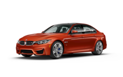 New 2018 BMW M3 Sedan 18416 Myrtle Beach South Carolina