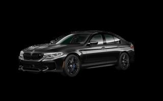 New 2018 BMW M5 Sedan Urbandale, IA