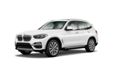 New 2019 BMW X3 sDrive30i SUV in Nashville