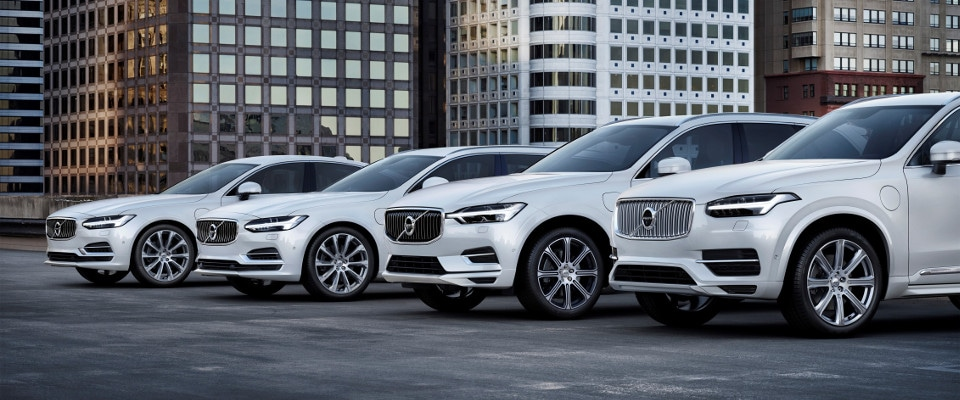 Volvo Cars T8 Engine Lineup