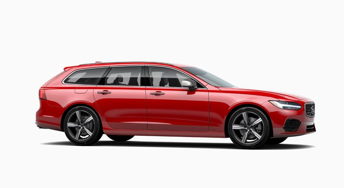 2018 Volvo V90 vs. 2018 Audi Allroad vs. 2018 Subaru ...