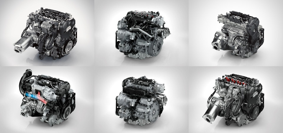 2019 Volvo Engine Lineup