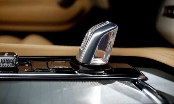 Volvo XC90 Interior Design | Shifter