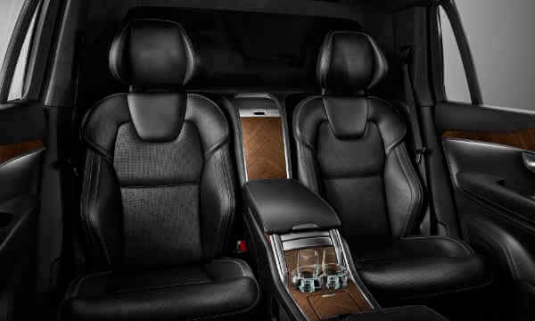 Volvo XC90 Interior Design | Excellence Seating