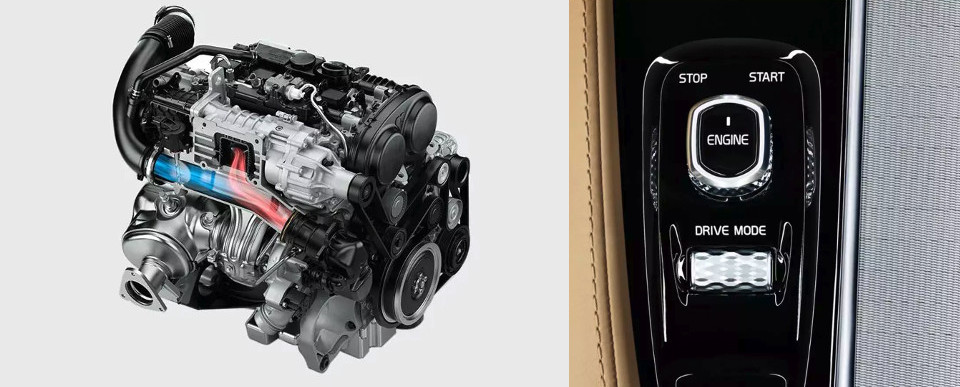 volvo engine options explained