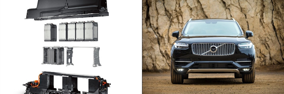 Volvo T8 Lithium Ion Battery & Volvo XC90