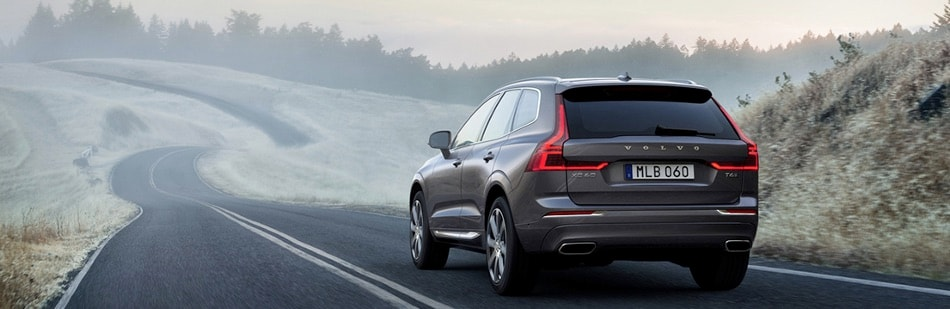 test drive the 2018 xc60 suv trims