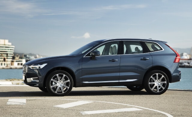 2019 Volvo XC60 Lease Deal: $459/month | 128 Volvo Cars