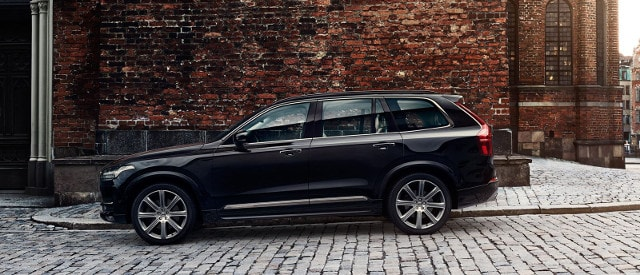 Used Volvo XC90 Boston, MA
