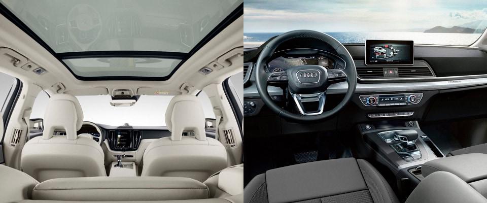 Xc60 Vs Audi Q5 Interior