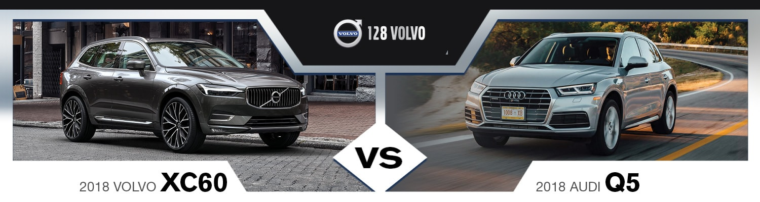 SUVs Comparison Volvo XC Vs Audi Q Near Boston MA - Audi boston