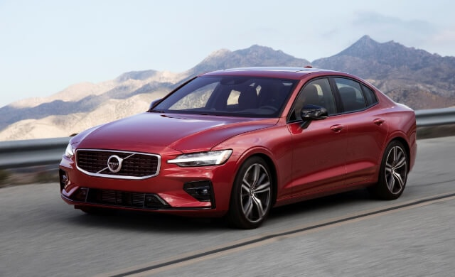 2019 Volvo S60 Lease Deal: $349/month   128 Volvo Cars