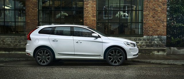 Volvo XC60 Winter Travel Experience