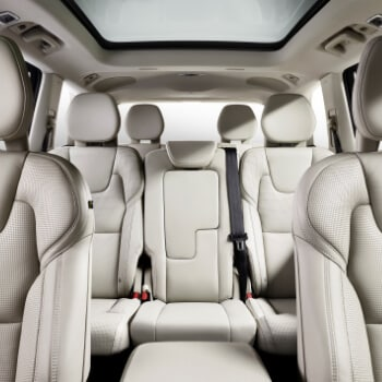 Volvo XC90 | Seating