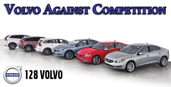 Volvo Against Competition