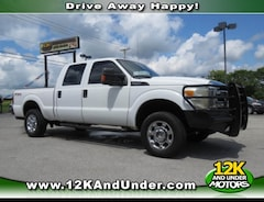 2011 Ford F-250 Truck Crew Cab