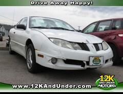 2005 Pontiac Sunfire Coupe