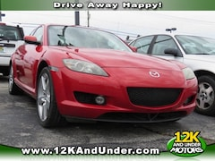 2004 Mazda RX-8 6 Speed Manual Coupe