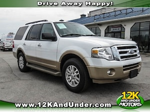 2013 Ford Expedition Eddie Bauer