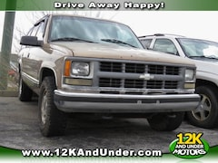 1996 Chevrolet Tahoe Base SUV