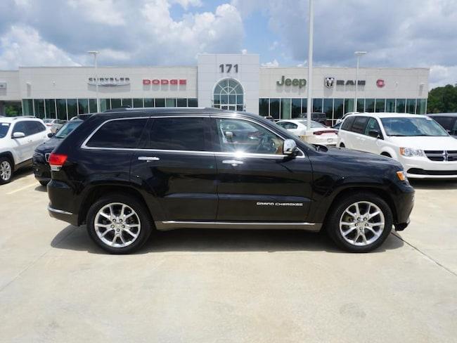 2016 Jeep Grand Cherokee Summit SUV