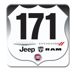 171 Chrysler Dodge Jeep Ram FIAT