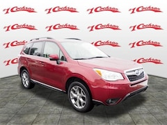 Certified Pre-Owned 2016 Subaru Forester 2.5i Touring SUV JF2SJAXC2GH511959 for Sale in the Greater Pittsburgh Area