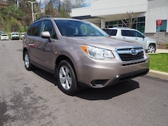 Certified Pre-Owned 2016 Subaru Forester 2.5i Premium SUV JF2SJADC2GH438208 for Sale in the Greater Pittsburgh Area