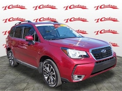 Certified Pre-Owned 2017 Subaru Forester 2.0XT Touring SUV JF2SJGWCXHH440693 for Sale in the Greater Pittsburgh Area