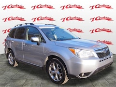 Certified Pre-Owned 2015 Subaru Forester 2.5i Touring (CVT) SUV JF2SJAUC9FH562815 for Sale in the Greater Pittsburgh Area