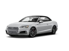 New 2018 Audi S5 3.0T Premium Plus Cabriolet Near New York City