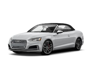 New 2018 Audi S5 3.0T Premium Plus Cabriolet for sale in Miami | Serving Miami Area & Coral Gables
