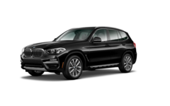 New 2019 BMW X3 sDrive30i SUV Chattanooga