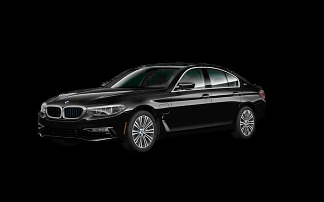 New 2018 BMW 530e Sedan Seattle, WA