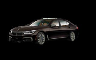 2018 BMW 7 Series M760i xDrive Sedan