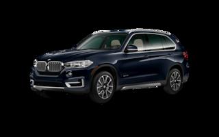 new 2018 BMW X5 xDrive35i AWD SUV for sale near Worcester