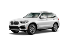 New 2018 BMW X3 xDrive30i SUV Meridian, MS
