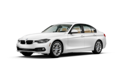 2018 BMW 320i xDrive Sedan WBA8A3C55JA492476