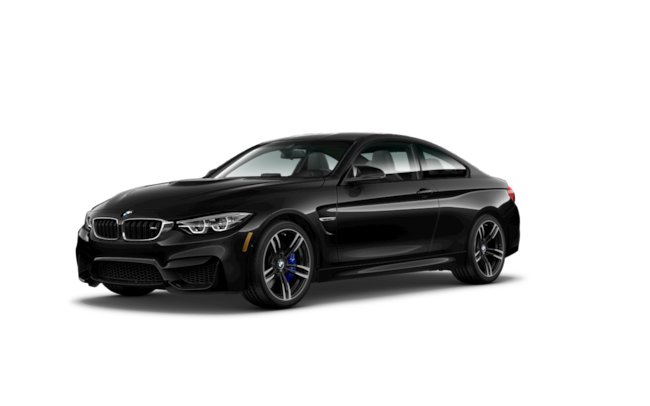 2018 BMW M4 Base Coupe
