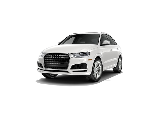 New 2018 Audi Q3 2.0T SUV near San Antonio
