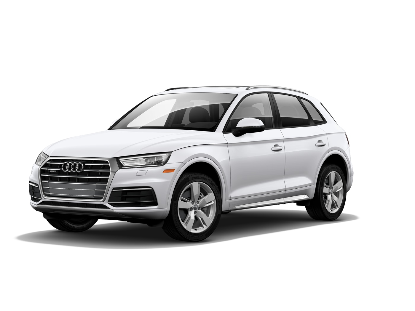 New 2018 Audi Q5 2.0T SUV in Iowa City, IA