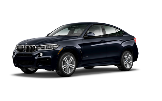 2019 BMW X6 Xdrive50i SAV All-wheel Drive